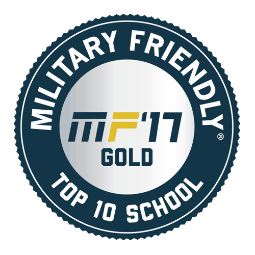 Clary Sage has been recognized as a top 10 military friendly school for 2017