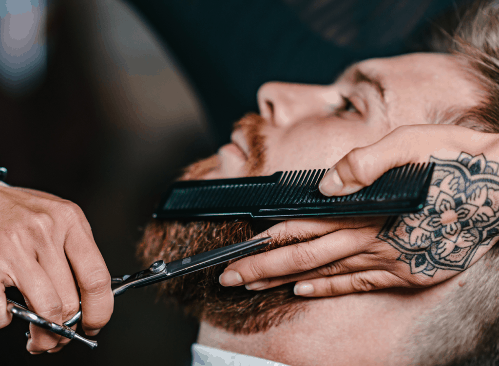 Clary Student Trimming Beard