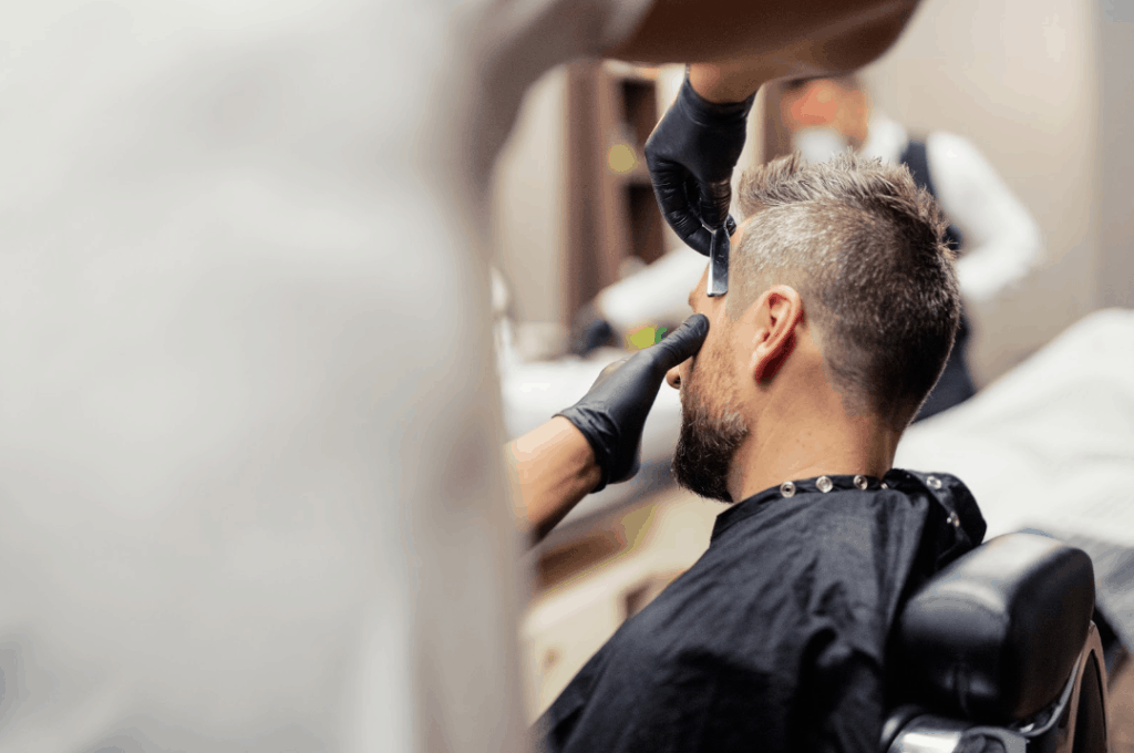 Clary Sage College Barbering and Haircutting
