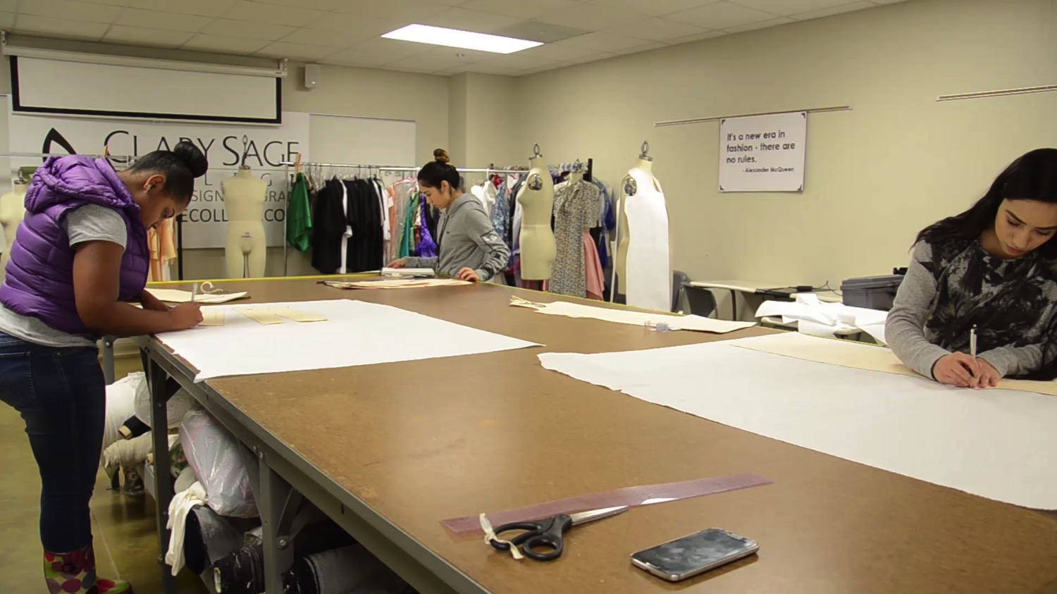 Fashion Design School Clary Sage College Tulsa OK Enroll Today